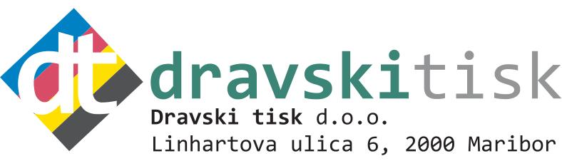 Dravski tisk d.o.o. - Logotip